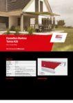 Kassettenmarkise Terrea K50