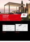 Lamellendach Lamaxa L70