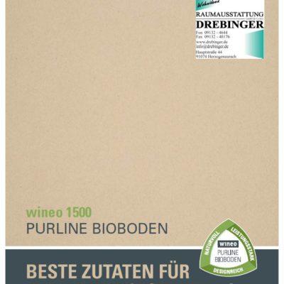 Purline Bioboden